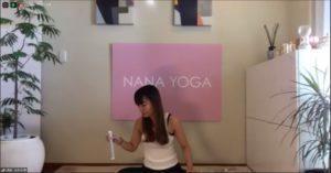【体験談】ヨガ資格保有!歌手 谷村奈南さんのヨガ&瞑想クラス参加した