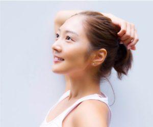 富士山を背景に!元女優・相楽のりこ先生が魅せる世界遺産ヨガ2020