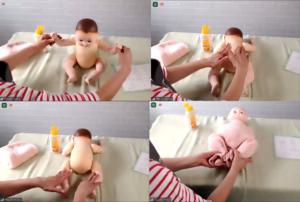 赤ちゃんの保湿とスキンシップに!ヴェレダオイルでベビーマッサージ