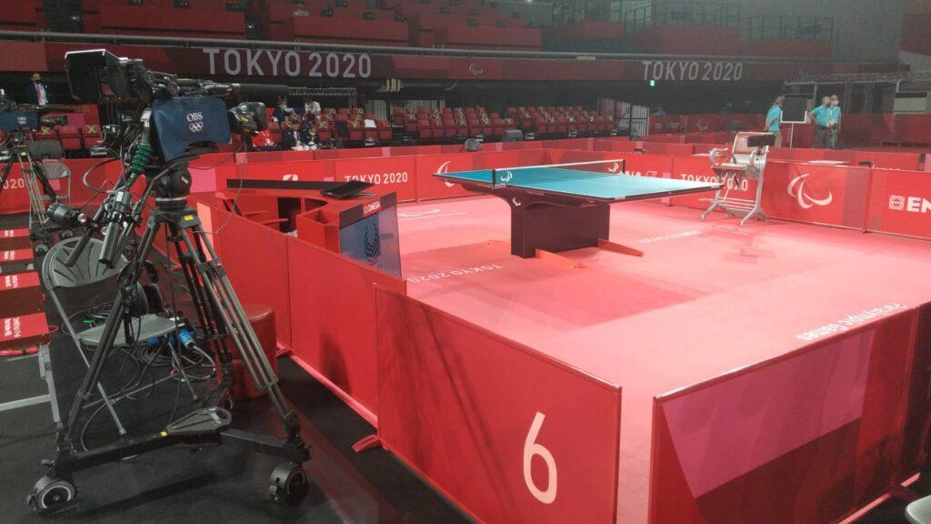【東京2020】パラリンピックボランティアまとめ@東京体育館(卓球)